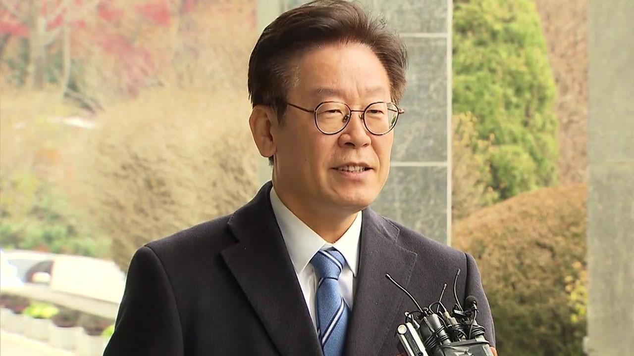 """이재명 """"계곡에 이어 바다도 도민 품으로 돌려드리겠다"""""""