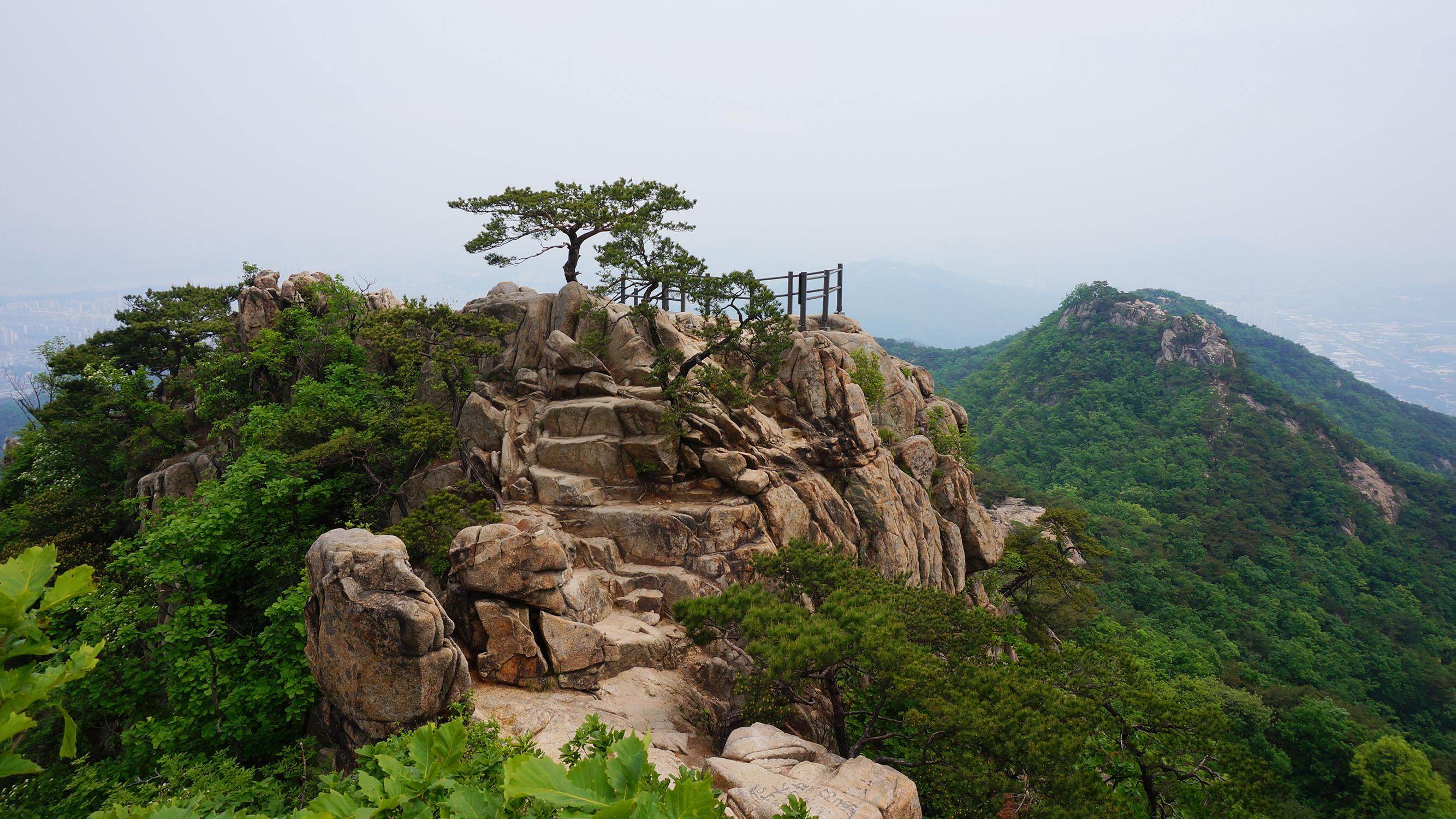 [산행 포인트] 수도권 최고 인기의 바위 산, 관악산