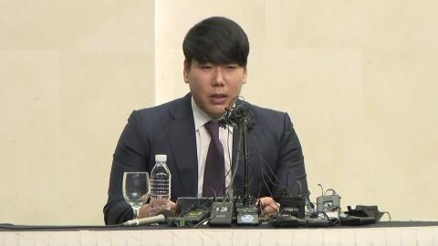 """강정호 """"4년째 금주 중...공개 사과 늦어져 빚진 마음"""""""