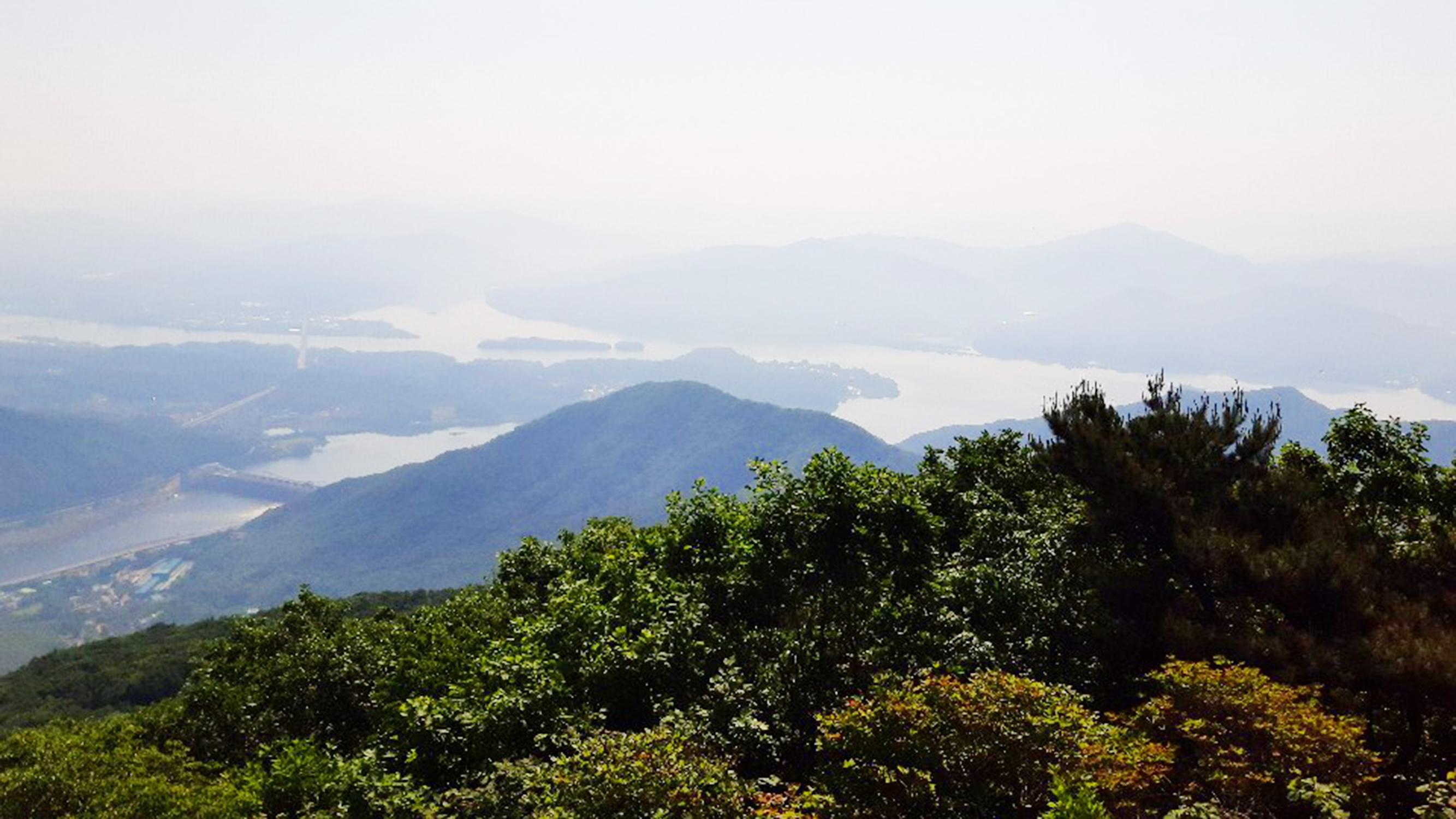 [산행 포인트] 두물머리를 볼 수 있는 하남 '검단산' 트레킹