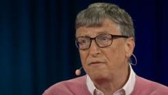 """빌 게이츠 """"코로나19 상황 생각보다 더 암울...트럼프 '거짓'"""""""