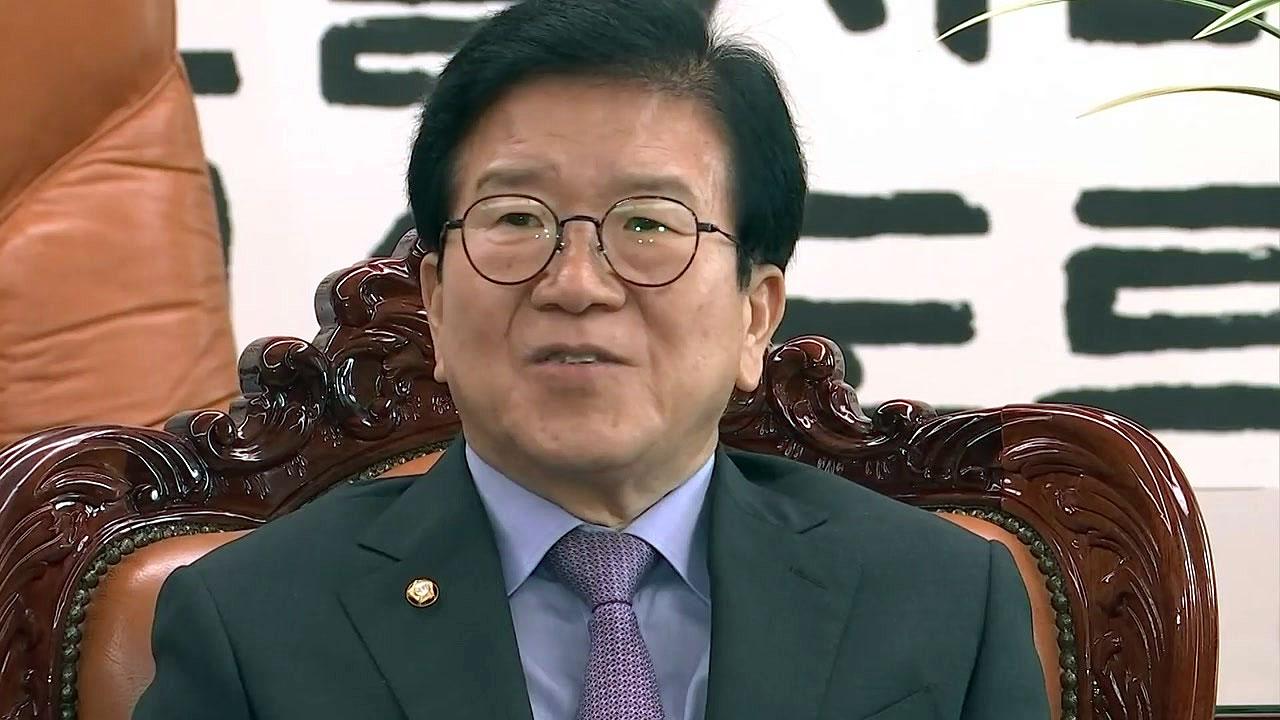 여야 원내대표 '최종 담판'...전·후반기 법사위 배분 어떻게?