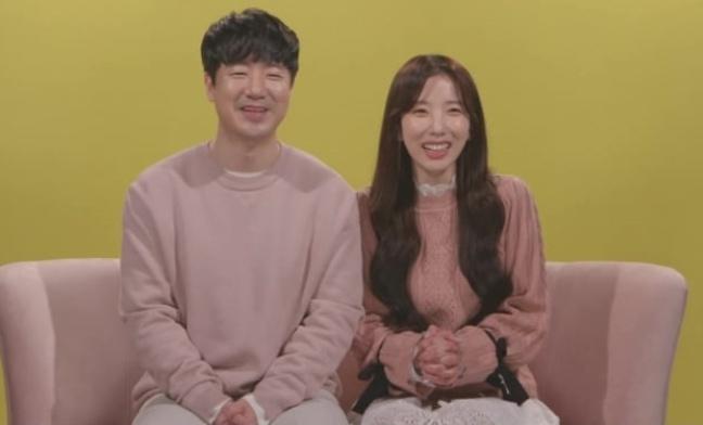 """지숙♥이두희, 10월 결혼한다 """"따뜻한 축복 부탁""""(공식입장)"""