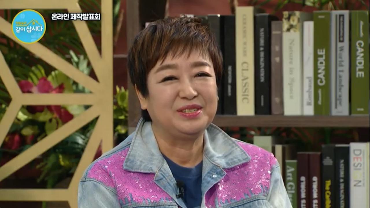 """'같이 삽시다' 혜은이 """"인생2막에 첫 고정 예능...기쁘고 설렌다"""""""