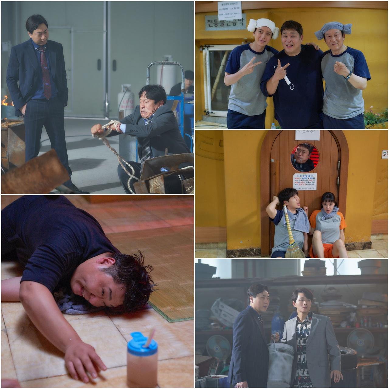 문세윤·이진호·이용진, \'꼰대인턴\' 특별출연...곽철용 패러디까지