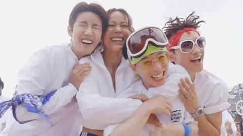 '놀면 뭐하니?' 싹쓰리, '여름 안에서' 커버 뮤비 완전판 첫 공개
