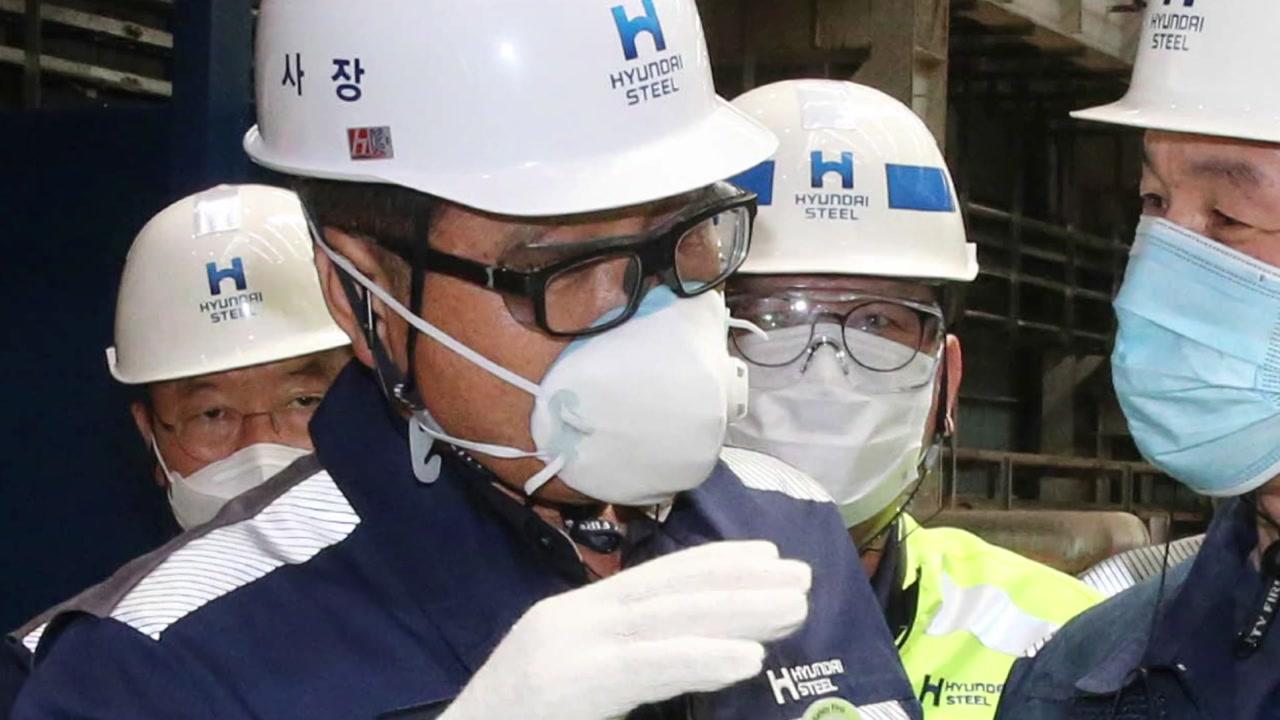 [기업] 현대제철, 순천공장 '1호 혁신 명소' 인증
