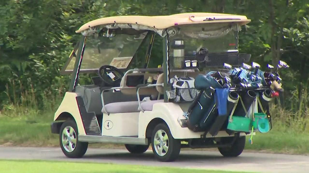 골프 함께 친 3명 확진...골프장 감염 첫 사례
