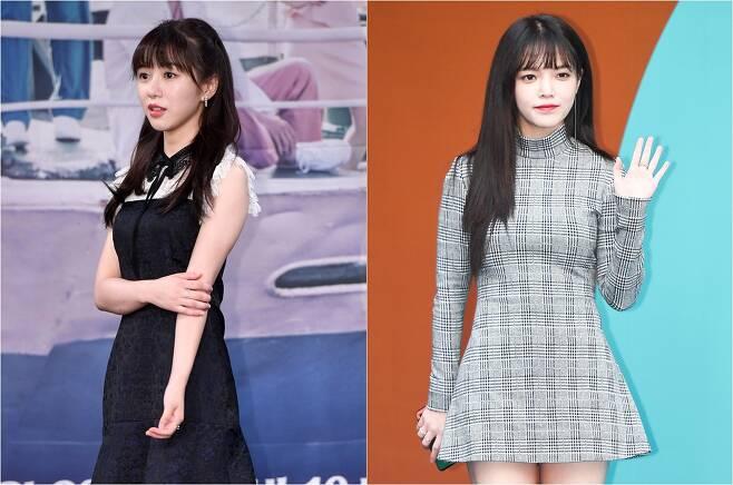 """AOA 지민, 논란 사과 """"후회·죄책감 들어...많이 모자랐던 리더""""(전문)"""