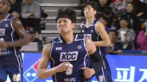 420경기 연속 출전…프로농구 최고의 '철인' 이정현