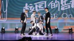 'JYP 中 보이그룹' 보이스토리, 언택트 공연으로 338만 명 동원
