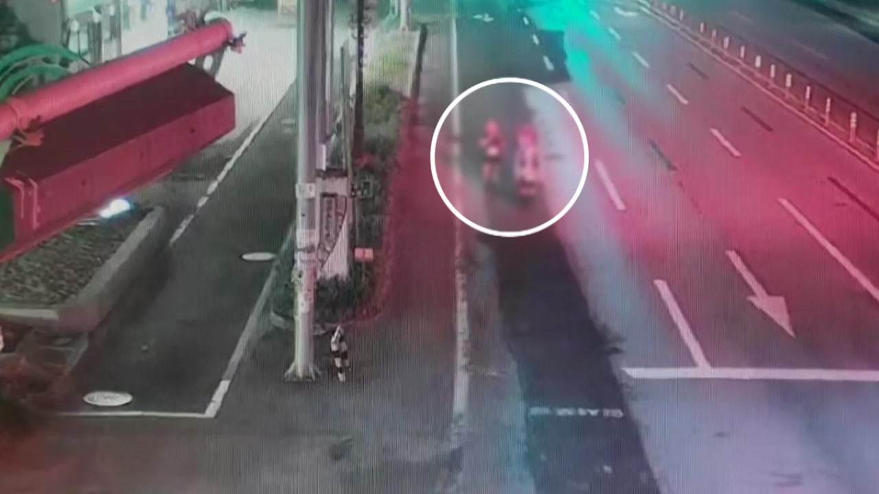 음주운전 차량 마라톤 대회 참가자 덮쳐...3명 사망