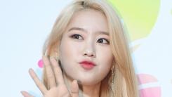 오마이걸 지호, 건강상 이유로 '월드 이즈 원' 무대 불참(공식)