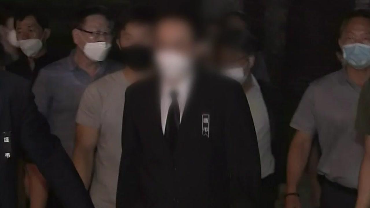 """""""박원순 아들 박주신 씨 신병 확보해달라"""" 양승오 측 법원에 신청"""