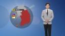 [날씨] 내일 '초복' 전국 무더위...내륙 곳곳 소나기