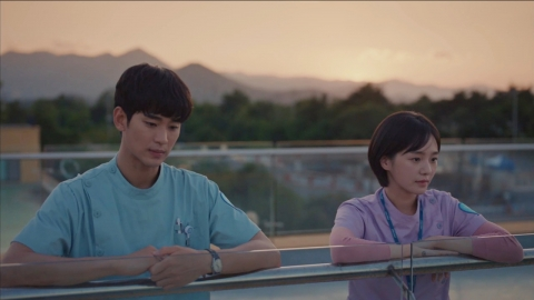 """'사이코지만 괜찮아' 박규영 """"김수현? 존재만으로도 감정 몰입에 도움"""""""