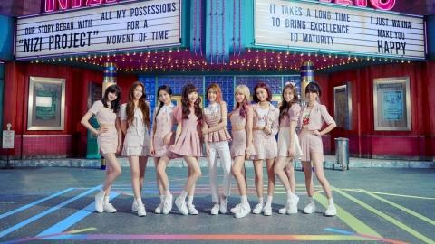 'JYP 신예' 니쥬, 뮤비 5000만 뷰+전세계 107개 차트 석권