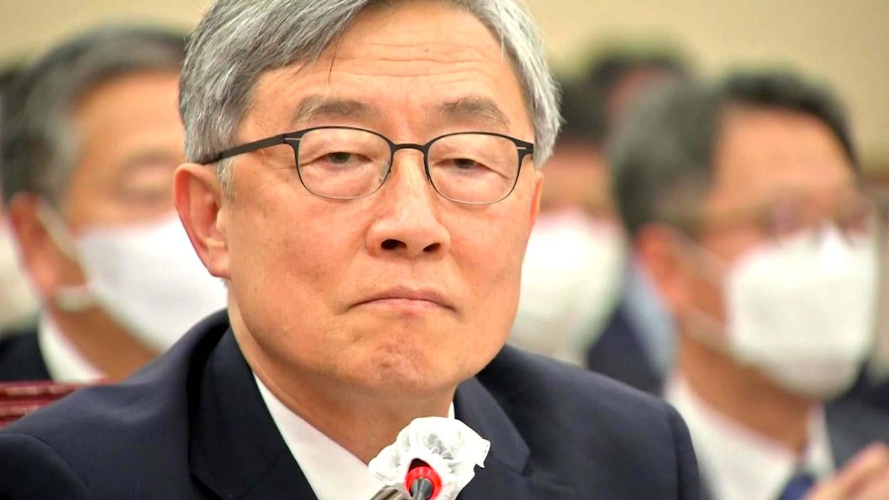 감사원장 정치적 중립 위반 논란...여당 맹공