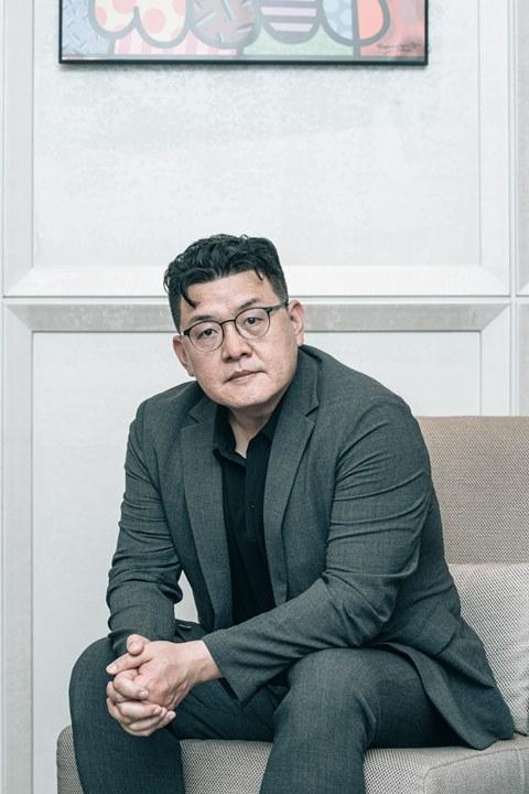 """'강철비2' 양우석 감독 """"남북문제, 상상력이 가장 큰 무기죠"""""""