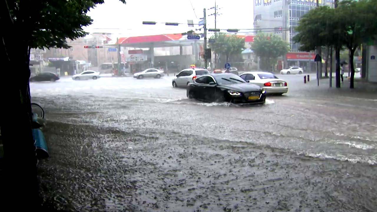 [날씨] 장마에 태풍까지 겹쳤다...이번 주 호우 비상