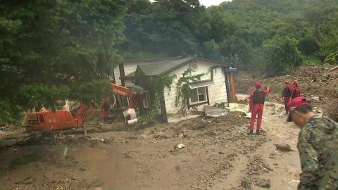 전국 비 피해 계속 늘어...사망 6명·실종 7명