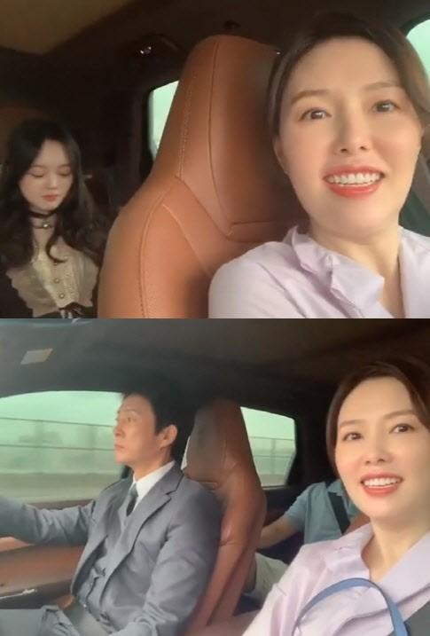 최수종♥하희라, 붕어빵 딸·아들 공개