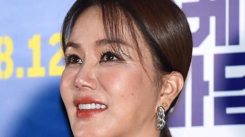 """[Y현장] '오케이 마담' 엄정화 """"5년 만의 스크린 복귀, 감격스럽기까지"""""""