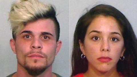 코로나 감염된 美 부부, 마트 가고 반려견 산책시키다 체포