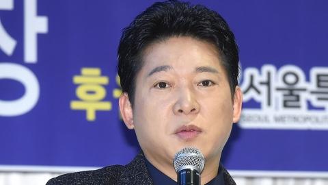 """[단독] 박상철 """"불륜설, 잘못 인정…폭행은 없어, 명예훼손 고소"""" (인터뷰)"""