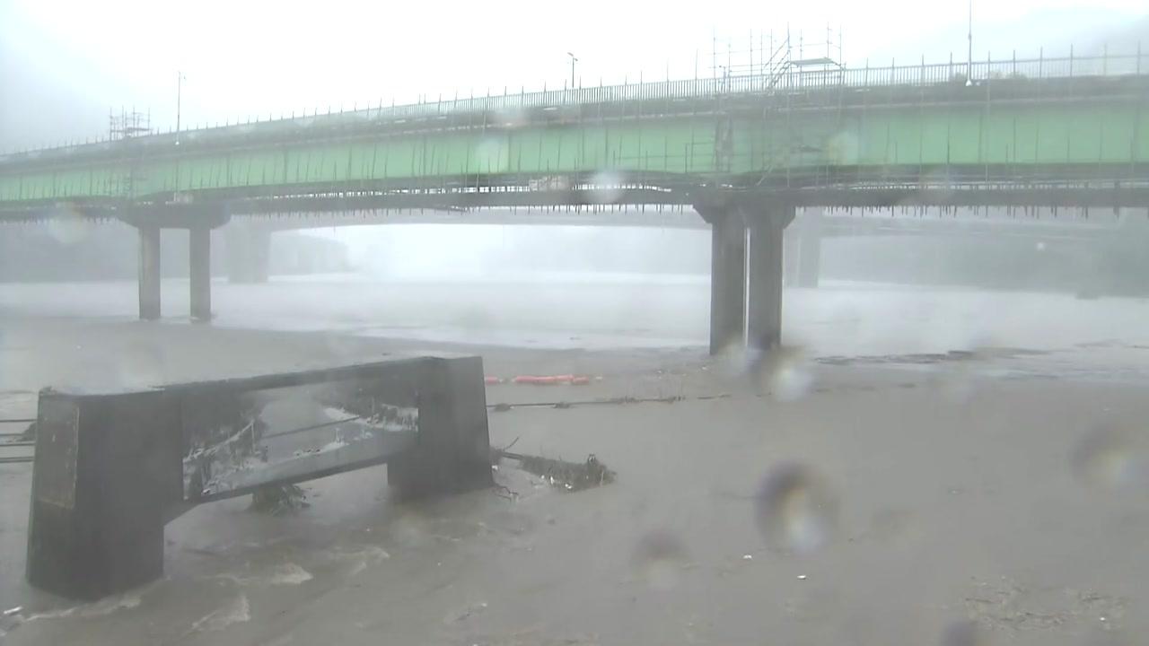 오늘까지 500mm 폭우 예보...어느 정도 위력?