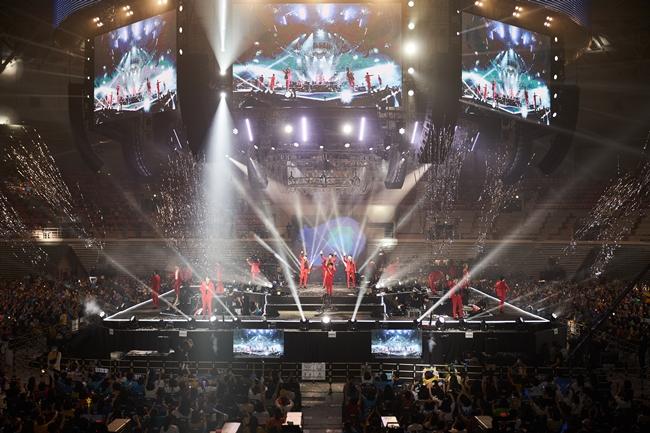 '4차례 연기' 미스터트롯 콘서트, 1주차 공연 성료
