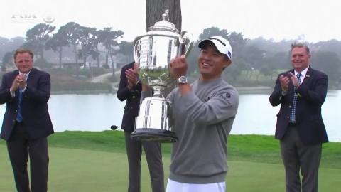 대니엘 강, '짜릿한 뒤집기'…LPGA투어 2주 연속 우승