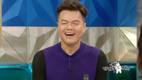 '라스' 박진영, 애제자 비의 '깡' 듣고 나서 뱉은 첫마디는?