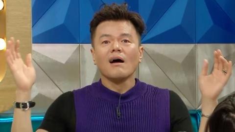 """""""이제는 말할 수 있다""""...'라스' 박진영, '미국병 대참사' 비화 공개"""