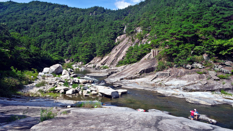 [산행포인트] 선비문화 길, 함양 화림계곡 트레킹