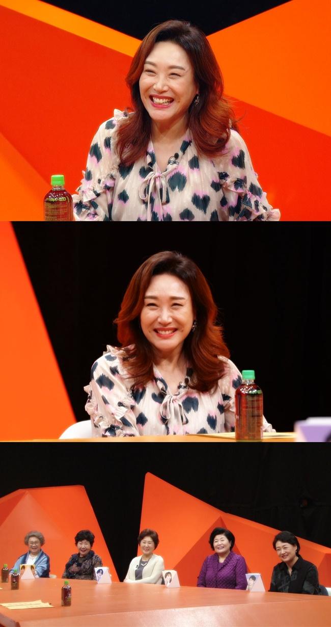 주현미, '미운우리새끼' 출연...母벤져스 사로잡은 입담