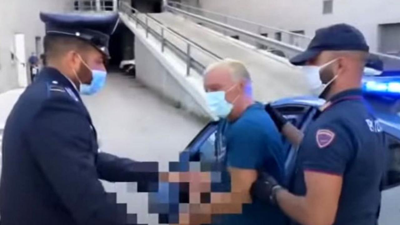 이탈리아 60대 살인범, '7번째 탈옥' 도주 중 검거