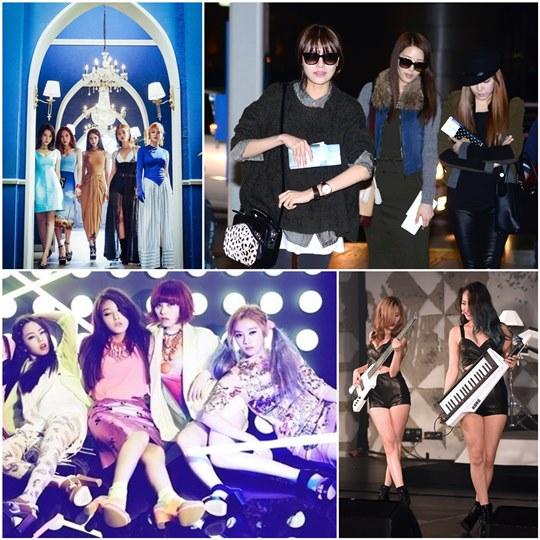 반갑다...소녀시대·원더걸스 '2세대 걸그룹'의 활발한 활동