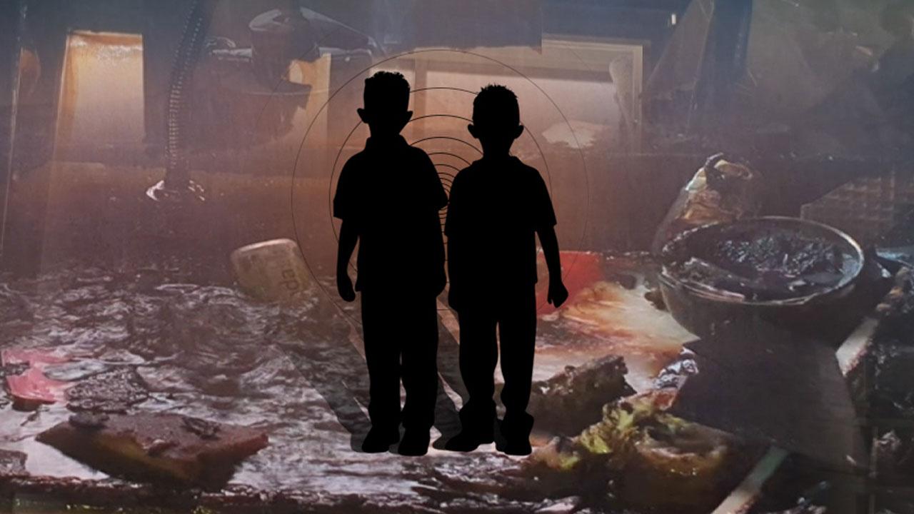 [앵커리포트] 라면 끓이다 중태...8살·10살 형제에게 무슨 일이?