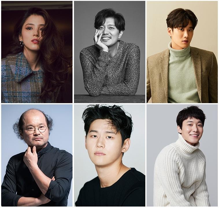 한소희·박희순·안보현·김상호·이학주·장률 '언더커버' 출연 확정