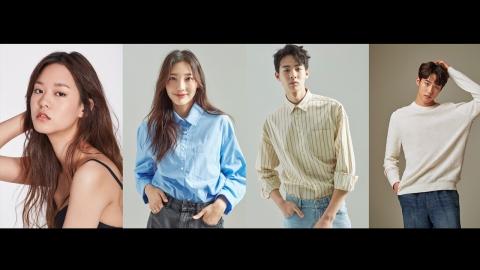 조은서-안예원-김현진-김지훈 웹드라마 슈가코팅으로 주연 데뷔!