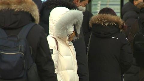 """""""올겨울 2012년 이후 최강 한파 올 수도"""""""