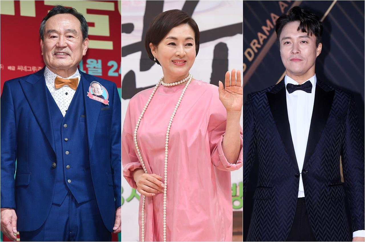 [단독] '문영남 사단' 박인환·이보희·최대철, 신작 '즐거운 남의 집' 합류