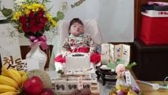 """신생아 아영이 학대 1년...""""심장 뛰는 게 기적"""""""