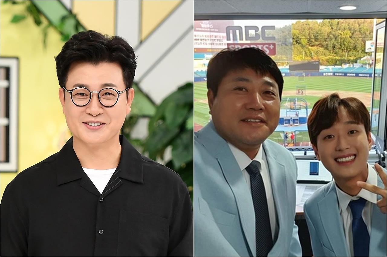 [단독] 양준혁 결혼식, 절친한 후배 이찬원이 축가...김성주 사회 \'의리\'