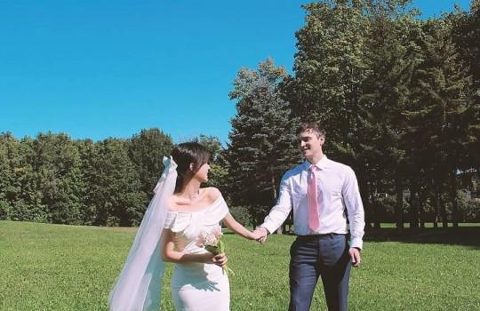 \'비정상회담\' 기욤 패트리, 결혼...웨딩사진 공개