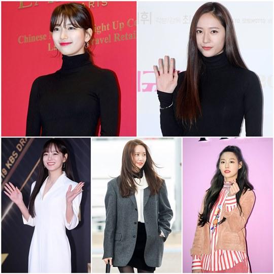 수지·크리스탈→김세정·설현·윤아, 새로운 변신 예고