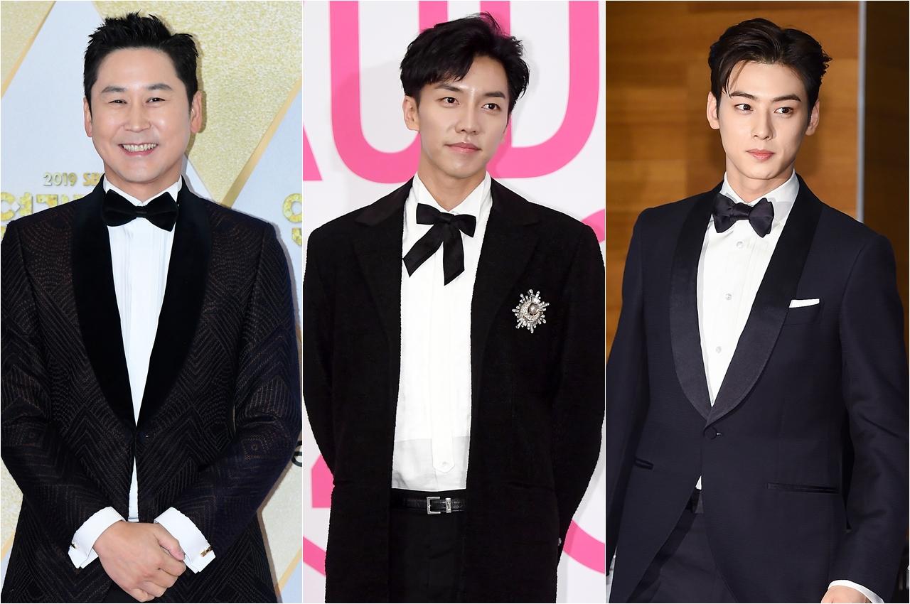 방송신동엽X이승기X차은우, 2020 SBS 연예대상 진행 확정(공식)   YTN
