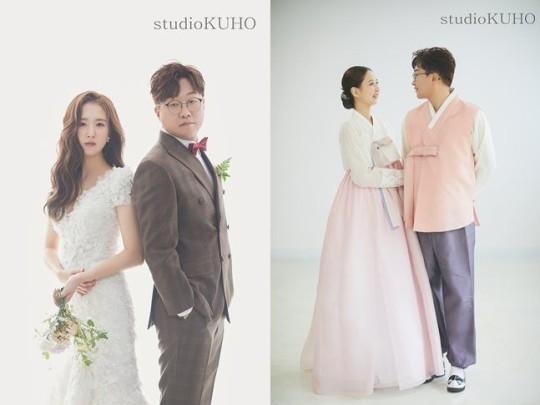 """""""로또 같은 ♥""""...박휘순, 17세 연하 천예지와 오늘(21일) 결혼"""