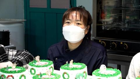 """""""작지만 조용히 나누고 싶어요""""…크리스마스 맞아 케이크 20개 기부한 시민"""